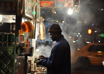 STREET FOOD, 2009, NEW YORK CITY