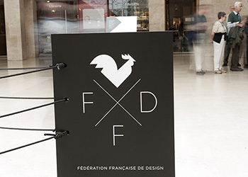FEDERATION FRANCAISE DE DESIGN, Design Week, Paris, 2013
